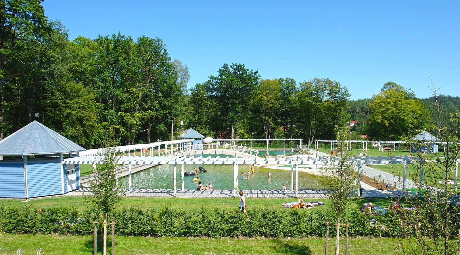 Naturbad Stamsried